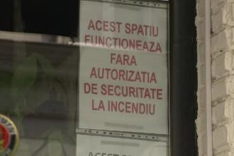 La 3 ani de la Colectiv, România e plină de baruri și mall-uri fără autorizație ISU