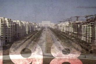 """""""100 de ani în 100 de zile"""". 1983, anul în care încep lucrările la Casa Poporului"""