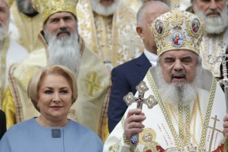 Ce salarii au acum Iohannis, Dragnea, Dăncilă și Patriarhul Daniel