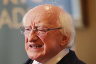 Alegeri în Irlanda: Preşedintele Michael D. Higgins a obţinut al doilea mandat