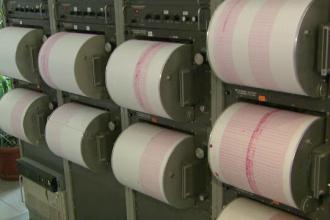 Nou cutremur, în vestul României. S-a produs la 5 kilometri adâncime