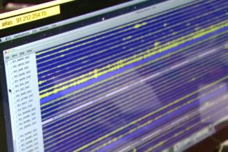 Cutremur în judeţul Buzău. S-a produs la o adâncime de 150 de kilometri