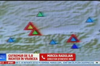 Directorul științific al INFP: de ce trebuie deschisă ușa imediat după cutremur