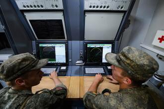 Rusia organizează exerciţii militare în zona Mării Negre, pe fondul tensiunilor cu Ucraina