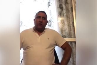 """Scuze publice transmise de bărbatul care l-ar fi agresat pe Florin Salam. """"Nu am știut de capul meu ce fac"""""""