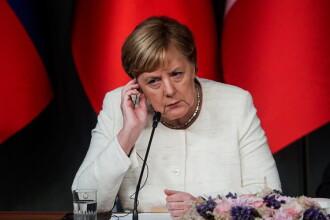 """Merkel, despre atacurile criminale din Germania: """"Motivaţii rasiste, de extremă dreapta"""""""