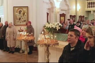 Soluția neobișnuită a unei biserici din Rusia pentru a atrage mai mulți enoriași la slujbă