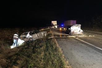 Gestul șocant făcut de un șofer care a provocat un accident cu 4 mașini și 5 victime