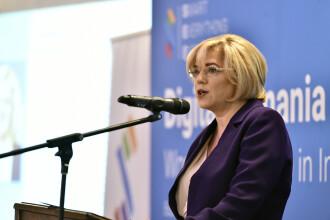 Corina Creţu şi-a anunţat oficial candidatura la alegerile europarlamentare