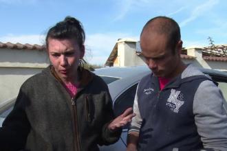 Drama unei familii rămase fără locuință după un incendiu. Părinții dorm în mașină