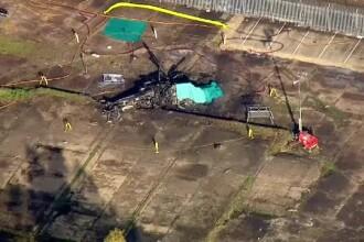 Tragedie aviatică provocată de o pereche de pantaloni prinsă într-o elice
