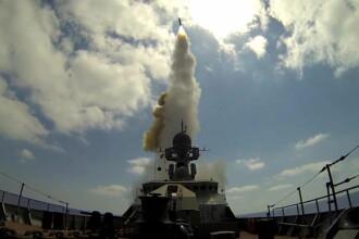 Rusia testează rachete la câţiva kilometri de cel mai mare exerciţiu militar al NATO