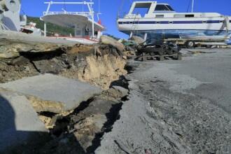 Cutremur puternic în Grecia. Comunicațiile în Atena au fost parțial afectate