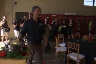 Motivul pentru care actorul Matthew McConaughey a livrat mâncare unor polițiști
