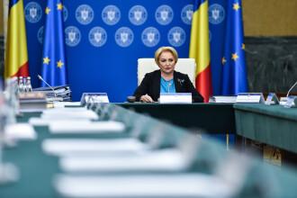 """Viorica Dăncilă, despre remaniere: """"Nu am să fac o evaluare a miniştrilor acum"""""""