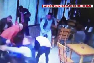 După ce au băut, 9 indivizi din Gorj au început să bată oameni la întâmplare