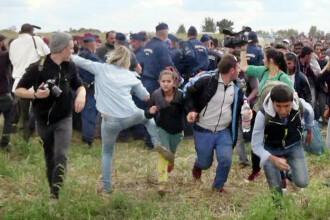 Decizie finală în cazul operatoarei video filmată în 2015 în timp ce lovea migranţi
