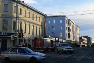 Atac în Rusia. Un tânăr de 17 ani a intrat cu o bombă într-o clădire FSB și a rănit 3 agenți