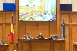 Moțiunea simplă împotriva ministrului Justiției, respinsă de deputați