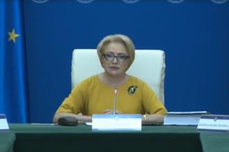 Ședință de Guvern. Viorica Dăncilă a anunțat vizite în Oman și Qatar. VIDEO