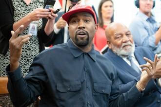 """Decizia luată de rapperul Kanye West: """"Am fost folosit. Mă distanțez"""""""