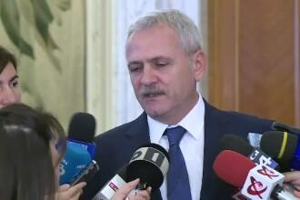 Dragnea spune că nu va participa la recepţia de 1 Decembrie de la Palatul Cotroceni