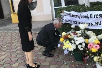"""Hans Klemm, la memorialul Colectiv: """"Nu aș fi prezis, în urmă cu 3 ani, că lupta anticorupție va fi slăbită"""""""