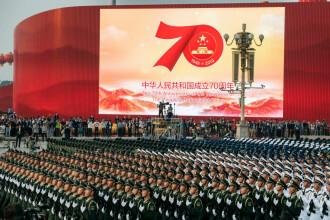 Paradă militară impresionantă la Beijing. Xi Jinping: