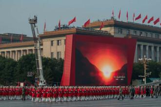 """""""Arma suprema"""" a Chinei dezvaluita la parada militara. Poate lovi SUA in 30 minute"""