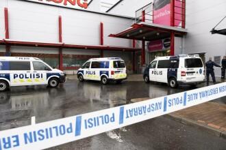 Atac armat la o şcoală din Finlanda. O femeie a murit, alte zece persoane sunt rănite
