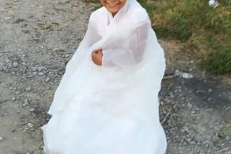 O fată de 10 de ani din Ilfov, dată dispărută. Poliția solicită ajutor pentru a o găsi