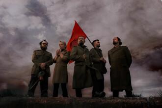 """Trupa Aeon Blank își lansează cel de-al 3-lea album, """"Dystopia"""". Concert în Quantic"""
