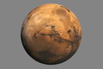 Sunete ''ciudate'' de pe planeta Marte, înregistrate de NASA. AUDIO