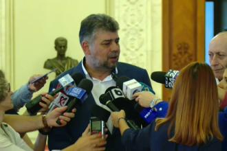 Marcel Ciolacu, veste rea pentru PSD: Matematic, s-a pierdut majoritatea în Parlament