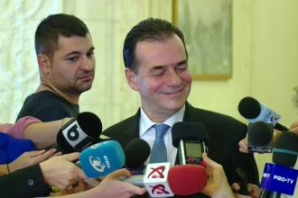 """Ludovic Orban, după căderea Guvernului: """"Coşmarul pe care îl trăieşte România a încetat"""""""