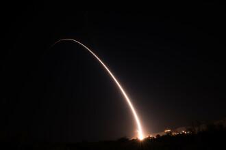 SUA au testat cu succes o rachetă intercontinentală.