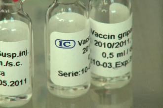 Începe campania națională de imunizare gratuită împotriva gripei. Sănătatea a cumpărat 200.000 de doze în plus față de 2018