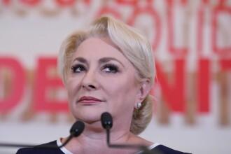 Reacţia Vioricăi Dăncilă, după victoria Opoziţiei în Parlament: