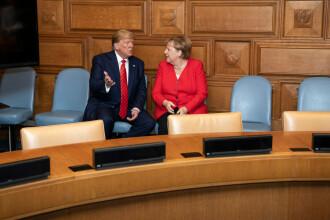 Decizia care ar putea duce la un război comercial mondial. Avertismentul lui Merkel