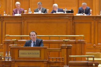 Moţiunea de cenzură împotriva Cabinetului Dăncilă, citită în Parlament. Câte voturi are PSD
