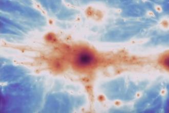 Imaginile care scot la iveală cum arată structura spațiului cosmic. VIDEO