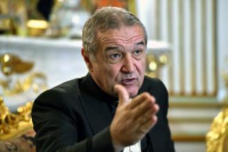 Instanţa supremă a respins cererea lui Gigi Becali de a fi reabilitat