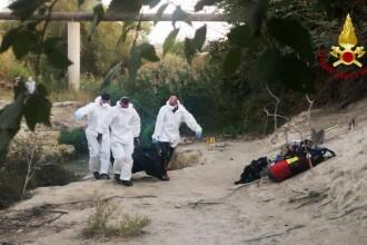 Un român a fost găsit mort după 5 zile pe marginea unui râu din Italia