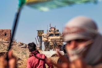 SUA dau undă verde invaziei turceşti în nordul Siriei. Ankara vrea o