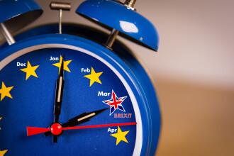 """Emmanuel Macron: """"O decizie în privința Brexit va fi luată la sfârșitul săptămânii"""""""