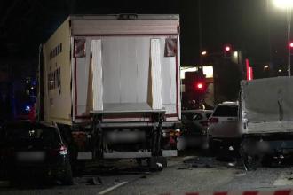 Cine este bărbatul care a lovit intenționat mai multe mașini cu un camion furat în Germania
