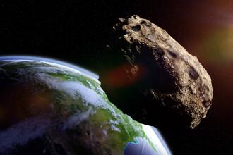 """Un asteroid imens, cu """"potenţial periculos"""", filmat când se apropie de Pământ. VIDEO"""
