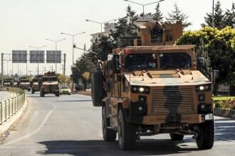 """LIVE TEXT. Turcia a început Operațiunea """"Izvorul Păcii"""" în Siria: cel puțin 8 morți. Amenințarea lui Trump"""