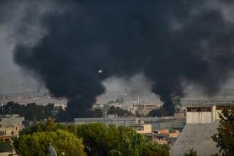 Turcia dezminte că ar fi atacat o poziţie americană în timpul ofensivei din Siria