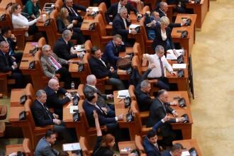 Parlamentul se va reuni pe 29 ianuarie pentru angajarea răspunderii Guvernului